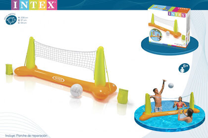 Hinchables Intex Voley piscina