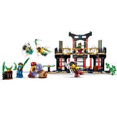 LEGO Ninjago Torneo de los Elementos (71735)