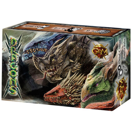 Juego gdm games Dragons