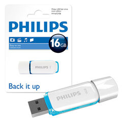 Memoria USB Philips Snow 16 Gb