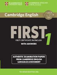 CUP First 1/SB+k Cambridge 9781107695917