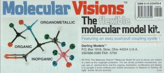 PH Organic & Inorganic Molecular Model K