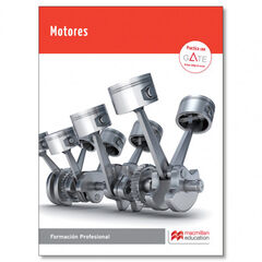 MCM CF Motores/16 Macmillan-Text 9788416653003