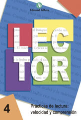 LECTOR 4 CURSIVA Arcada 9788478870073