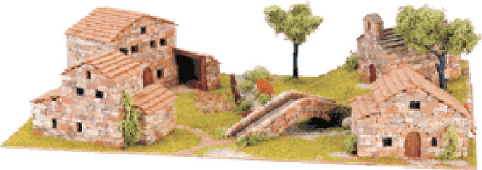 Maqueta Domus Kids Diorama 1
