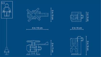 LEGO Classic Ladrillos y engranajes (10712)