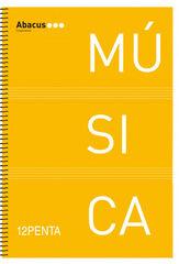 ESPIRAL ABACUS MUSICA FOLIO 20H