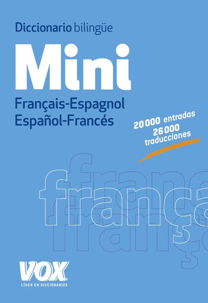 Diccionario Mini Français-Espagnol/Españ Vox 9788499741680