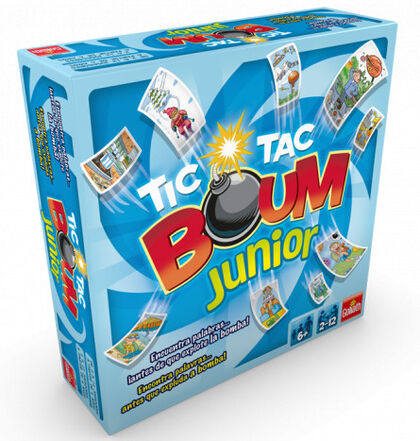 Tic Tac Boum Junior Goliath