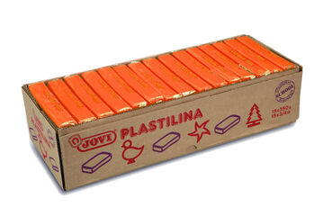 Plastelina Jovi Naranja 350 gr
