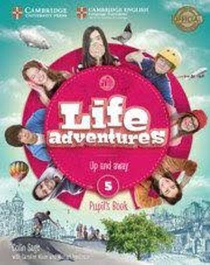 LIFE ADVENTURES PUPIL'S BOOK 5 Cambridge 9788490363485